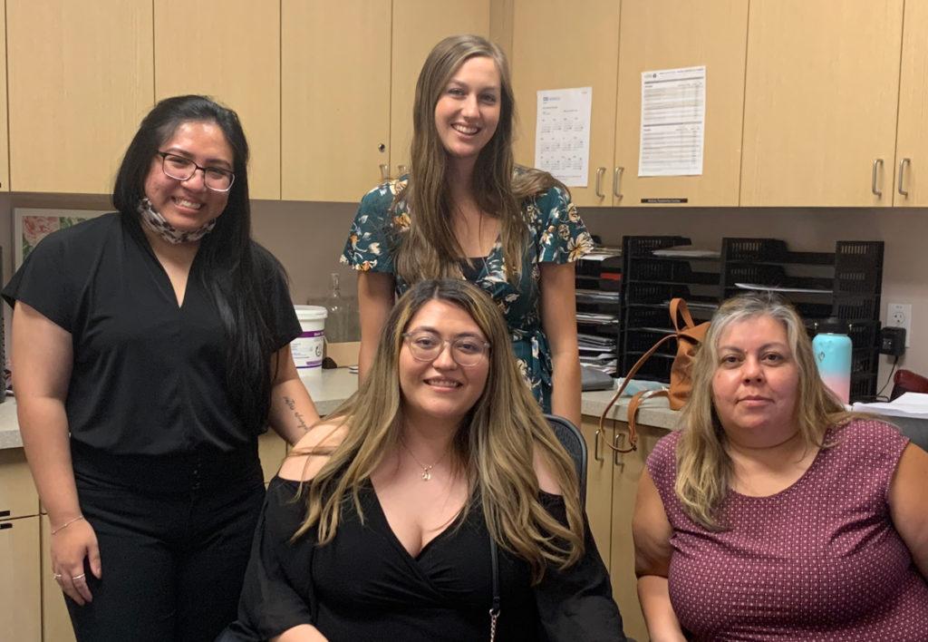 Administrative Team at Valencia Relationship Institute